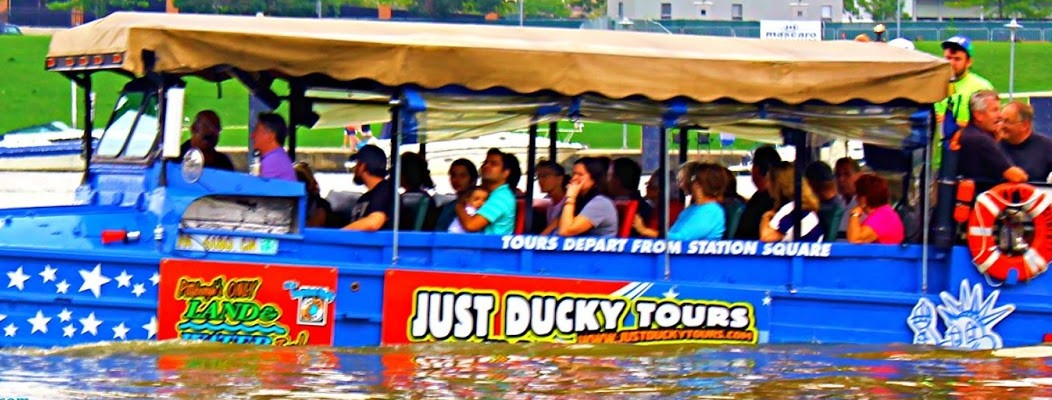 Just Ducky Tours and Molly's Trolley Tours