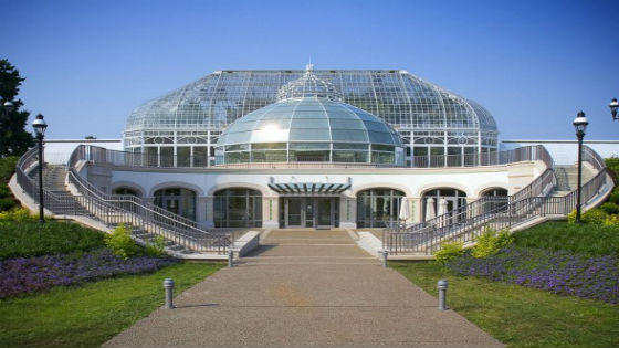 Phipps-Conservatory-and-Botanical-Gardens-Welcome-Center-design-by-IKM-Incorporated-588x416